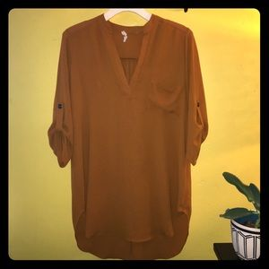 🦊 LUSH Tunic Top/Dress SIZE S